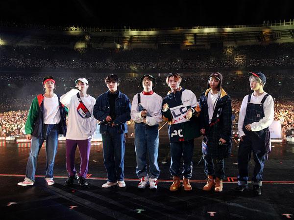 BTS dan Big Hit Donasi 14M untuk Kru Konser yang Terdampak Covid-19