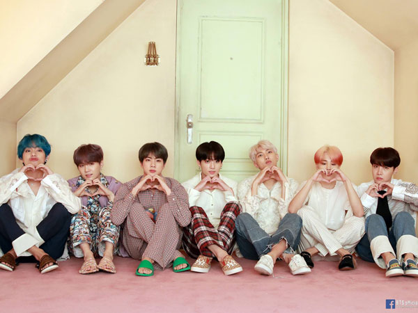 Laku Lebih dari 3 Juta Kopi dalam Sebulan, BTS Catat Penjualan Album Tertinggi dalam Sejarah Gaon