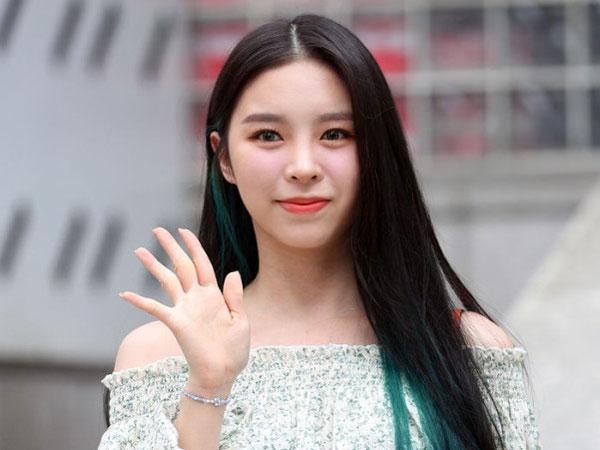 Elkie Resmi Tinggalkan CLC dan Cube Entertainment
