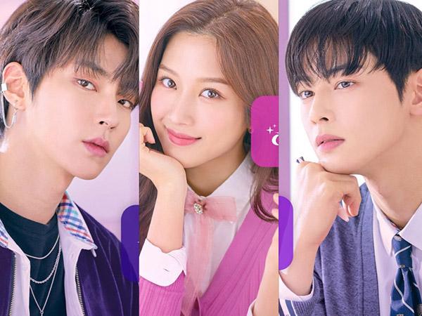 Drama True Beauty Rilis Poster Karakter Utama, Visual Hwang In Yeob Bikin Heboh