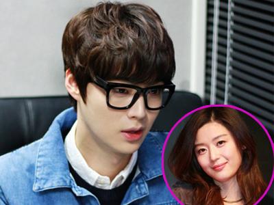 """Ahn Jae Hyun: """"Syuting Dengan Jun Ji Hyun Seperti Mimpi!"""""""