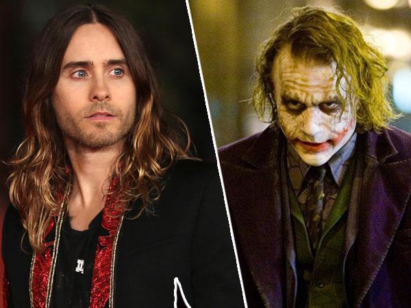 Jared Letto Jadi Gantikan Mendiang Heath Ledger Untuk Perankan Joker di 'Suicide Squad'?