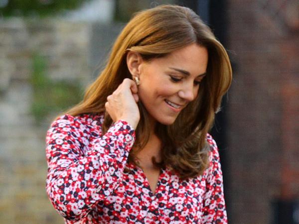 Warna Rambut Baru Kate Middleton, Jadi yang Paling Pirang Selama Jadi Bangsawan