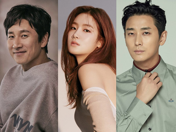Joo Ji Joon Hingga Park Ju Hyun Bintangi Film Garapan PH Along with the Gods