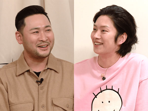 Mithra Jin dan Kim Heechul Bahas Rumor Pacaran di Masa Lalu