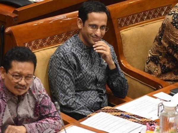 'Mas' Menteri Nadiem Buktikan Riwayat Pendidikan: Salah Kalau Bilang Saya Tak Pernah Sekolah di Indonesia