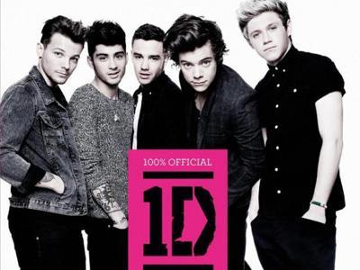 Buku Resmi Tentang Perjalanan Karir One Direction Segera Dirilis!