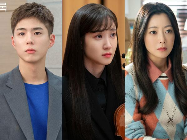 Park Bo Gum Puncaki Daftar Aktor Drama Terpopuler Saat Ini