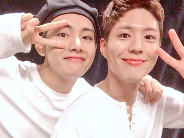 Mulai Tekuni Bidang Musik, Adakah Kemungkinan Park Bo Gum Kolab dengan V BTS?