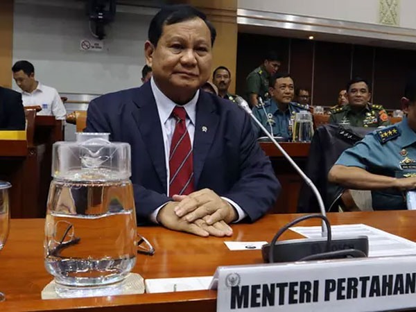 Penjelasan Mengapa Menhan Prabowo Sering Melakukan Kunjungan Ke Luar Negeri