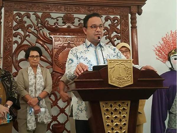 Alasan Gubernur Anies Nyatakan PSBB Harus Diperpanjang