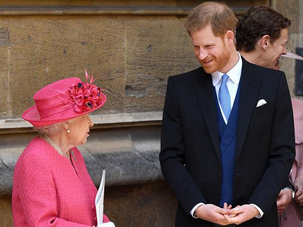 Ratu Elizabeth Buka Pintu Jika Pangeran Harry dan Meghan Markle Mau Kembali