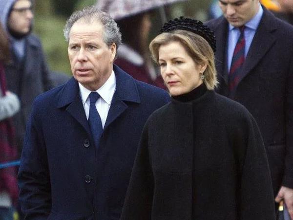 Keponakan Ratu Elizabeth II Bercerai Setelah 25 Tahun Menikah