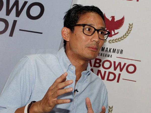 Keyakinan Sandiaga Uno Indonesia Mampu Jadi Pusat Ekonomi Halal Dunia