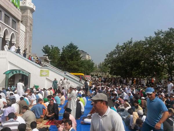 Merasakan Kebersamaan Idul Fitri di Seoul, Korea Selatan