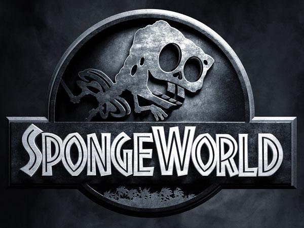 Lucunya Ketika 'Spongebob: Sponge Out of the Water' Parodikan Poster Film Populer!