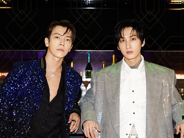 Super Junior D&E Puncaki iTunes Top Albums, Termasuk di Indonesia