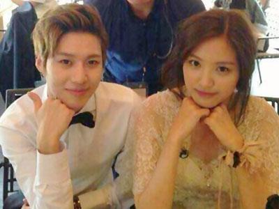 Taemin SHINee Berikan Pelukan Mesra Setelah Na Eun Apink Menyanyi Untuknya