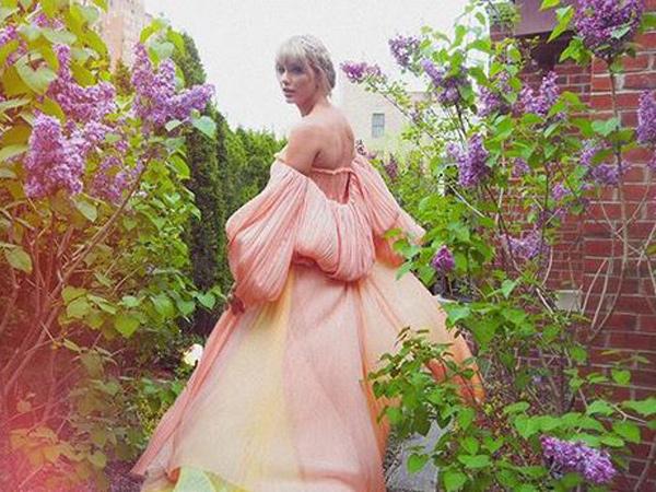 Sang Ular Berubah Jadi Kupu-Kupu, Taylor Swift Rilis Lagu 'Me!'