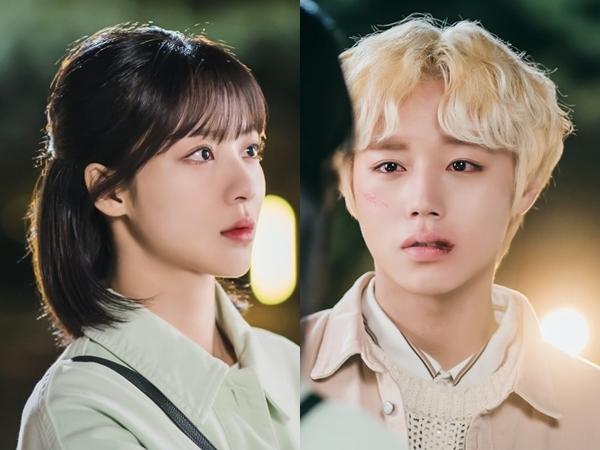 Park Jihoon dan Kang Min Ah Akhirnya Berbagi Luka Masa Lalu di Drama 'At a Distance Spring is Green'