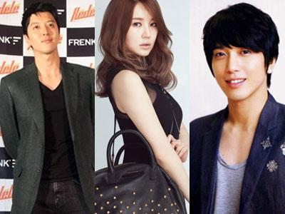 Lee Dong Gun, Yonghwa CN Blue & Yoon Eunhye Siap Menjelajah Waktu Dalam Drama Terbaru!