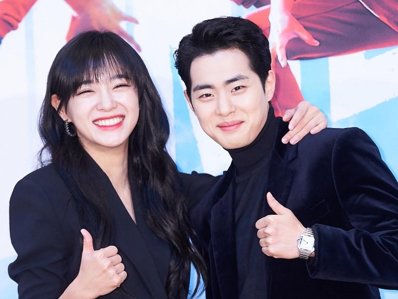 Jo Byeong Gyu dan Kim Sejeong Jadi Bintang Tamu Variety Amazing Saturday