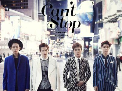 Setelah London, CNBLUE Kini 'Comeback' dari New York!