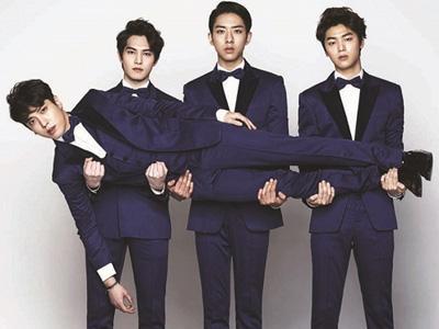 CNBLUE Tambah Daftar Persaingan Comeback Boy Group di Bulan Februari!