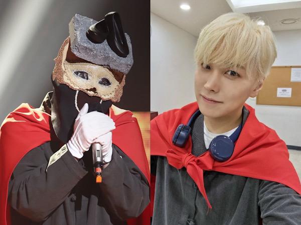 Jelang Comeback, Sungmin Super Junior Sukses Menipu Panelis The King of Masked Singer
