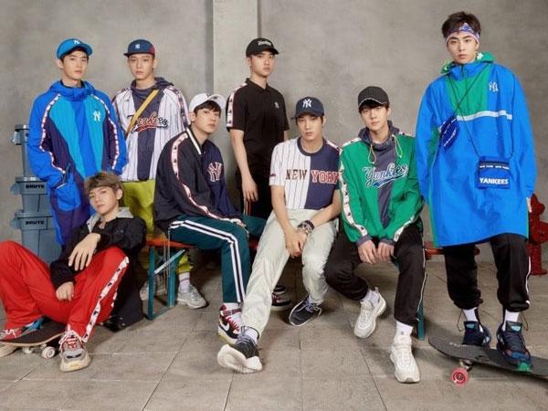 Dijual Limited Edition! EXO Jadi Model Untuk Discover Seoul Passes