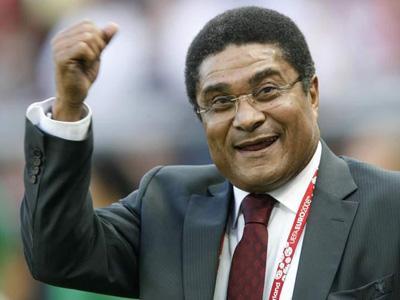 Legenda Sepakbola Dunia, Eusebio Meninggal Dunia