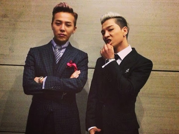 Taeyang Ajak G-Dragon Comeback Stage di SBS 'Inkigayo'!
