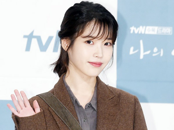 IU Beberkan Alasan Sempat Hampir Tolak Main di Drama 'My Ahjussi'