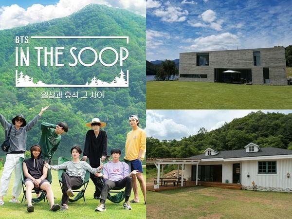Intip Lokasi Syuting 'In The SOOP' BTS yang Menenangkan