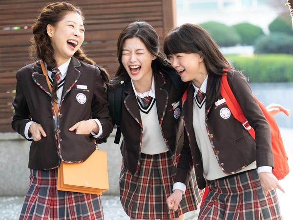 Chemistry Kim Yoo Jung, Seo Ye Hwa, dan Yoon Soo Jadi Tiga Sekawan di 'Backstreet Rookie'