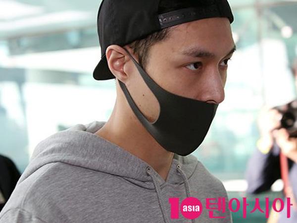 Usai Insiden Pingsan, Fans Kaget Lihat Lay EXO Muncul di Bandara Keesokan Harinya!