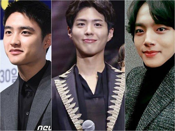 Eksklusif Dreamers.id, Ini Respon Park Bo Gum Terkait 'Ajakan' Akting Bareng Yeo Jin Goo dan D.O EXO