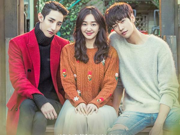 'Sweet Stranger and Me': Drama Manis Tentang Kisah Tak Terduga yang Jadi Awal Segalanya