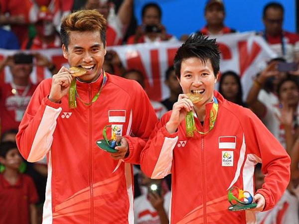 Ini Fakta-fakta Menarik dari Kemenangan Tontowi-Liliyana di Olimpiade Rio