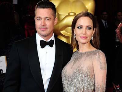 Wah, Brad Pitt dan Angelina Jolie Main Film Bareng Lagi?
