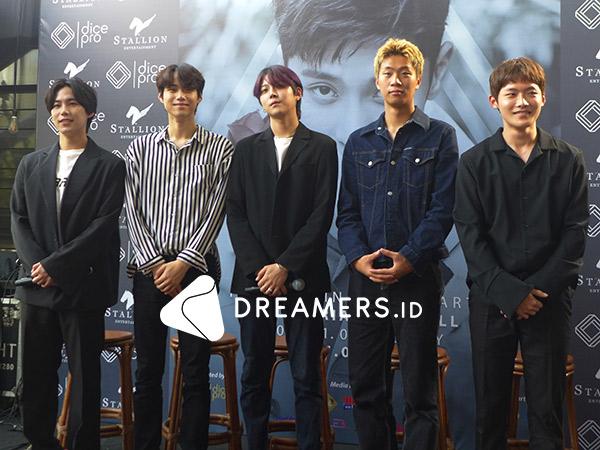 A.Fact, Band Kwon Taeeun 'Produce X 101' yang Ingin Sebesar Super Junior dan BTS