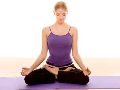 Wah, Kini Yoga Bisa Dilakukan di Bandara Amerika?