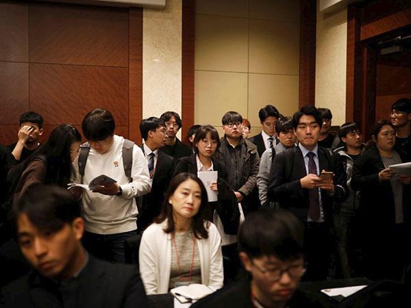 Seoul Jadi Kota No.1 Dengan Tingkat Pengangguran Tertinggi