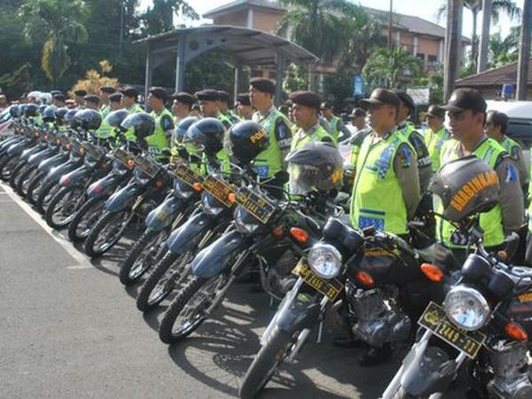 Antisipasi Kemacetan Saat Arus Balik Natal ke Jakarta, 8.600 Aparat Dikerahkan