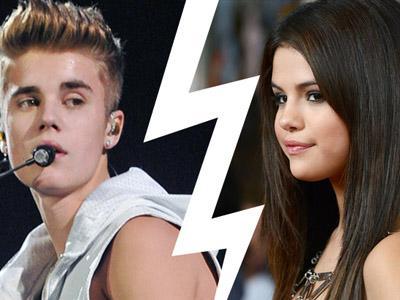 Selena Gomez Tak Akan  Pernah Tulis Lagu tentang Bieber?