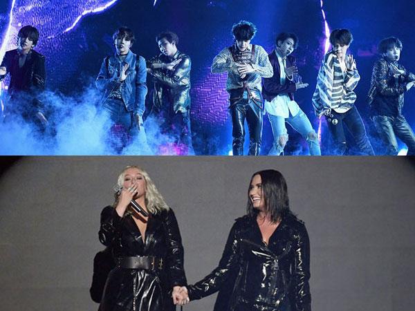 Kabar 'Epik' BTS sampai 'Hot Moments' Billboard Music Awards Jadi Jawara untuk Pembaca Dreamers.id!