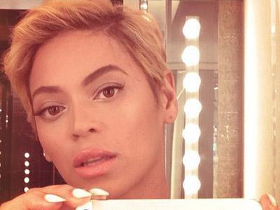 Wow, Beyonce Potong Rambutnya Hingga Cepak!