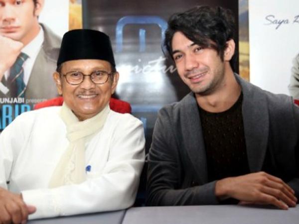 Duka Pemain Film 'Habibie & Ainun': Reza Rahadian, BCL hingga Maudy Ayunda atas Kepergian BJ Habibie
