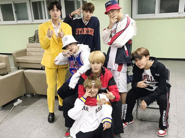 Fans BTS Ramai-ramai Tuntut Seorang Reporter Korea Minta Maaf, Ada Apa?