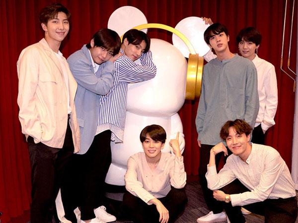 Congrats! BTS dan ARMY Menang Besar di 'Radio Disney Music Awards 2018'